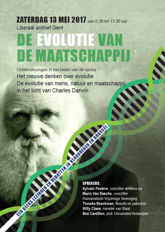 Humanisme en het nieuwe denken over evolutie